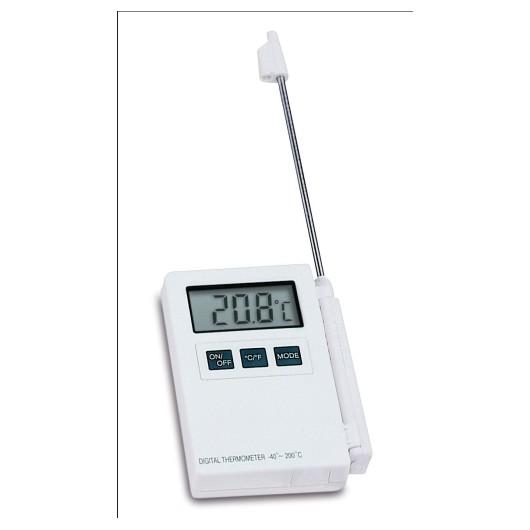 Termometro Medicion Temperatura Tfa Dig. Sonda 30.1015