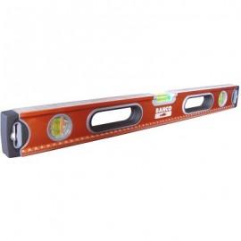 Nivel Medicion  Tubular 120Cm Magnetico 3 Burbujas Aluminio Bahco