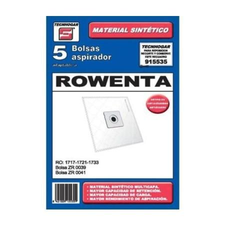 Bolsa Aspirador Papel Rowenta Thogar 5 Pz 915535