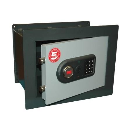 Caja Fuerte Seguridad Empotrar Electrica 290X370X220Mm 102-Es Fac