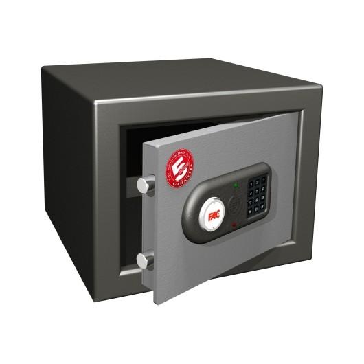 Caja Fuerte Seguridad Sobreponer Electrica 240X350X220Mm 101-Es Fac