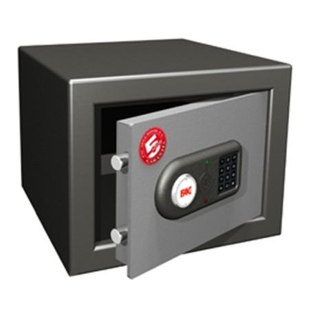 Caja Fuerte Seguridad Sobreponer Electrica 290X370X350Mm 102-Es Fac