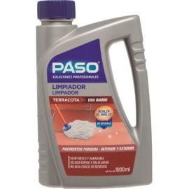 Limpiador Suelo Poroso Abrillantador Paso 1 Lt