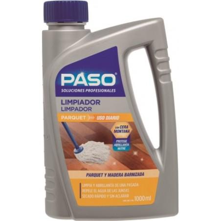 Limpiador Suelo Tarima/Parque Abrillantador Paso 1 Lt