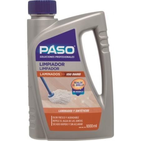 Limpiador Suelo Laminado/Sintetico Paso 1 Lt