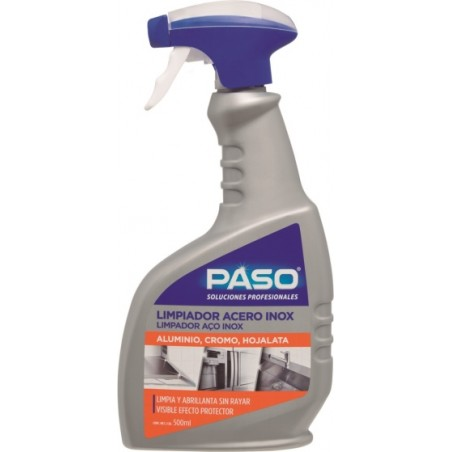 Limpiador Acero Inox Abrillante Paso 500 Ml