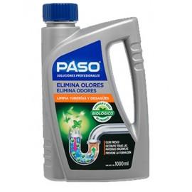 Desatascador Tuberias Quimico  Biologico Cocina/Baño Paso 1 Lt