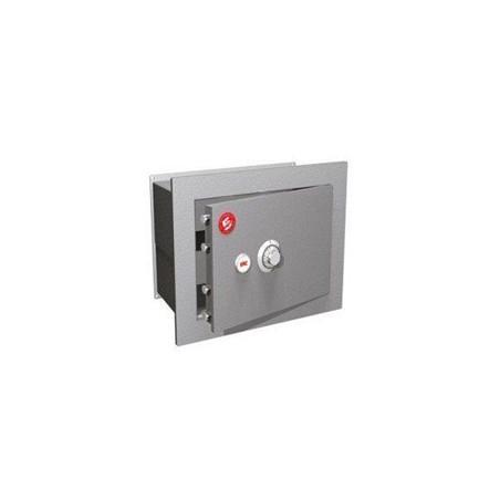 Caja Fuerte Seguridad Empotrar Mecanica 485X380X310Mm 104-M Fac
