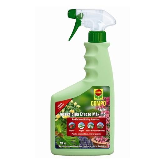 Insecticida Plantas Efecto Maximo Compo 2215502011 750 Ml