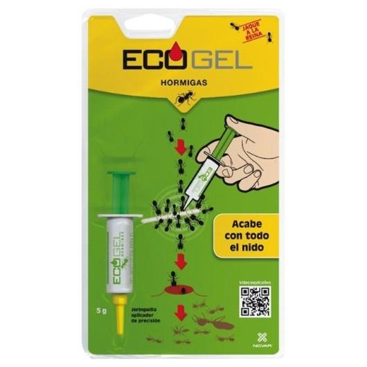 Cebo Hormigas Gel Ecogel Jeringuilla 4030 5 Gr