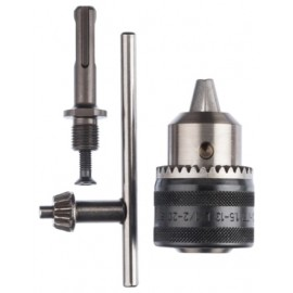 Portabrocas Taladro Llave 13Mm Adaptador Sds Plus Bosch