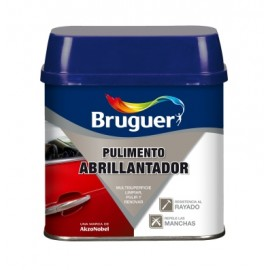 Pulimento Liquido Abrillantador Bruguer 81000033 750 Ml