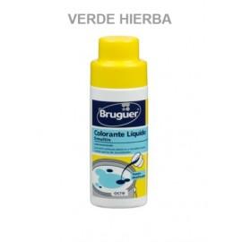 Tinte Concentrado Al Agua 50 Ml Ver/Hie Emultin Bruguer