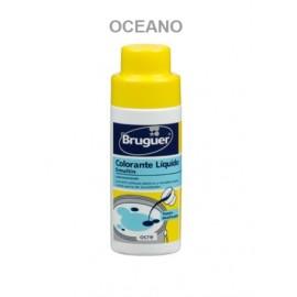 Tinte Concentrado Al Agua 50 Ml Az/Oc Emultin Bruguer