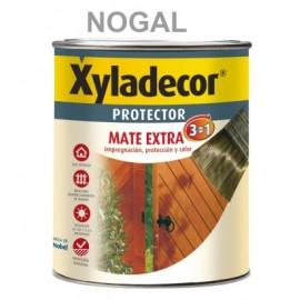 Protector Preparacion Madera 5 Lt Nogal Interior/Exterior Mate