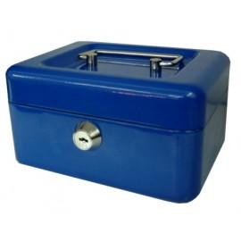 Caja Alhajas 152X115X80Mm Sin Pulsador Btv Azul N.1 01740