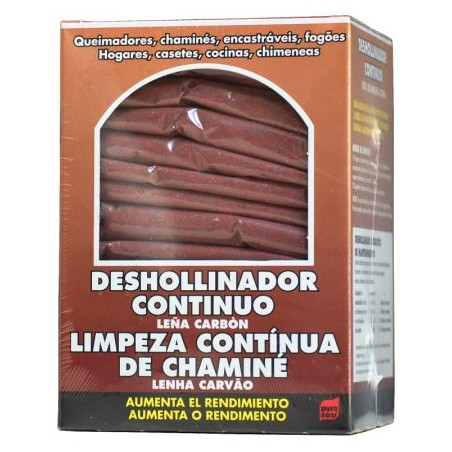 Deshollinador Mantenimiento Madera/Carbon 14 Dosis 24628-12