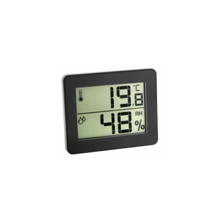Termometro Medicion Temperatura Tfa Termo+Higrom Memor 30,5027,02  01