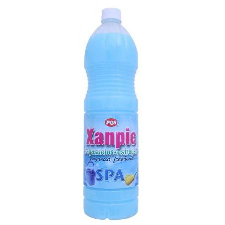 Fregasuelos Limpieza  Liquido  Xanpic Spa Pqs 1,5 Lt