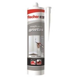 Masilla Acrilica 300 Ml Blanco Acrilicapact Fischer