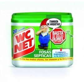 Eliminador Olores Fosas Asepticas Wcnet Wcnet 20 Pz