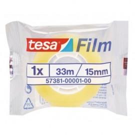 Cinta Adhesiva 15Mmx 33Mt Escritorio/Oficina T.Film Tesatape