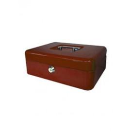 Caja Alhajas 200X160X90Mm Sin Pulsador Btv Rojo N.2 01752