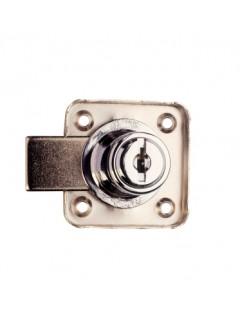 Cerradura Mueble C3620C25000 Cromo Plata Aga