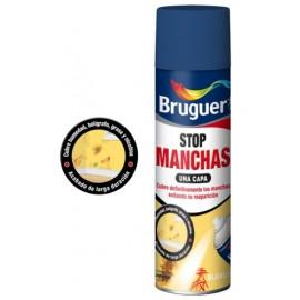 Pintura Antimanchas Paredes 500 Ml Blanco Spray Bruguer