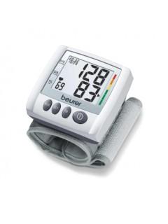 Tensiometro Muñeca Digitital Memoria 3X40 Bc-30 Beurer