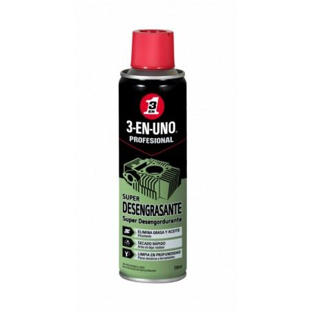 Desengrasante Limpieza  Spray 3-En-Uno 250 Ml
