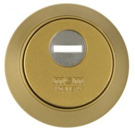 Escudo Cilindro 1850Hs-2 Oro Alta Seguridad Mcm