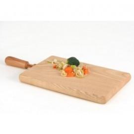 Tabla Cocina Cortar 20X30Cm Con Mango Mad Artema