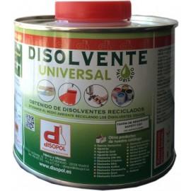 Disolvente Limpieza  Universal  Valorizado Envase Metalico Nitro Disopol 500 Ml