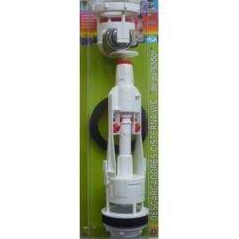Descarga Cisterna Inodoro Universal  Pulsador Con Base S M