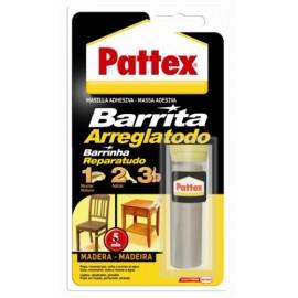 Masilla Madera Adhesiva 48 Gr Barrita Arreglatodo Pattex