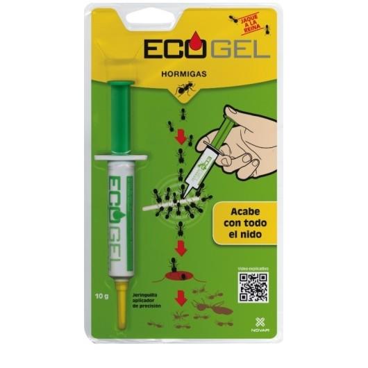 Cebo Hormigas Gel Ecogel Jeringuilla 4035 10 Gr