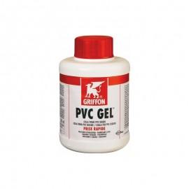 Adhesivo Pvc Gel 250 Ml Con Pincel Rapido Pvc Gel Bote Griffon