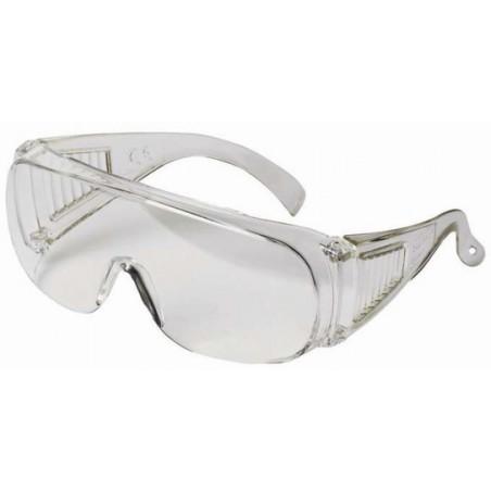 Gafa Proteccion  Ocular Policarbonato  Incoloro  Visitor 3M