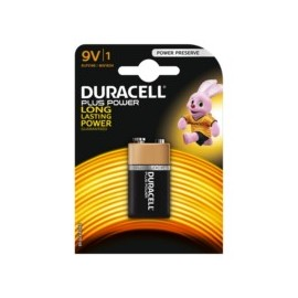 Pila Alcalina 6Lr61 9V Power Plus Duracell 1 Pz