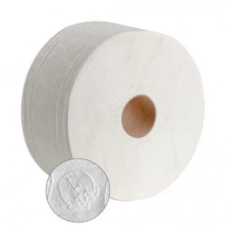 Papel Higienico 45Mt Doble Capa Recicable Lisma 18 Pz