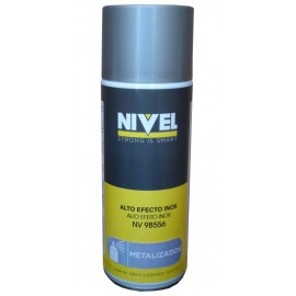 Recubrimiento Antioxidante Alto Efecto Inox Spray Nivel 400 Ml
