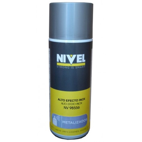 Recubrimiento Antioxidante Alto Efecto Inox Spray Nivel 400 Ml