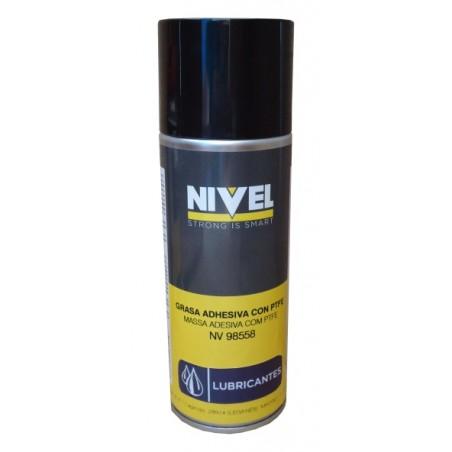 Grasa Lubricante Adhesivo Con Ptfe Nivel 400 Ml