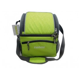 Nevera Camping  15Lt Flexible Natuur Verde/Gris