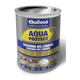 Silicona Liquida 1 Kg Gr Imp Ms Aqqua Protect Quilosa