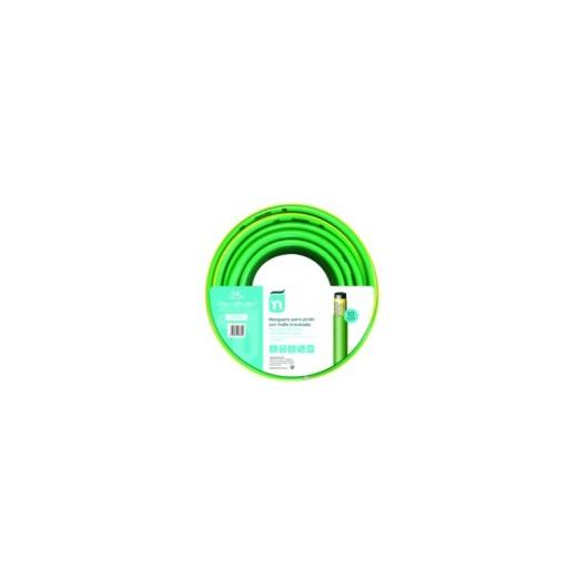 Manguera Riego 25Mt-19Mm 4C  Verde Tricotada