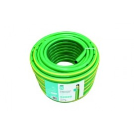 Manguera Riego 50Mt-19Mm 4C  Verde Perfect Tricotada