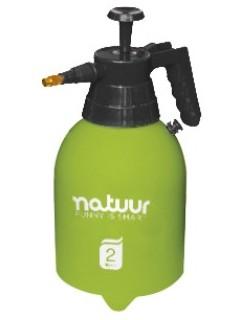 Pulverizador Jardin 2Lt Presion Retenida Natuur Verde