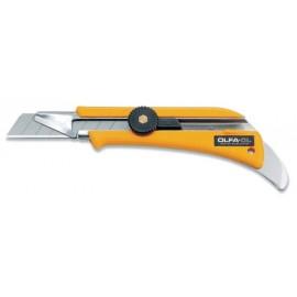 Cutter Profesional  Moqueta 18X0,5Mm Abs Olfa